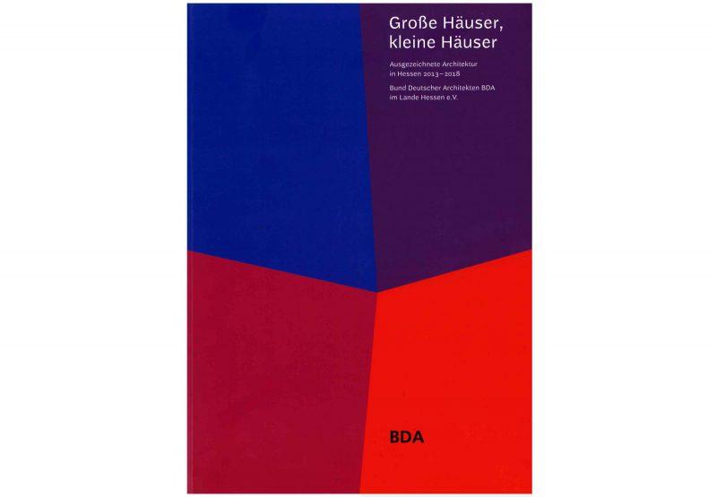 bb22 mit Wohnprojekten im aktuellen Katalog des BDA vertreten