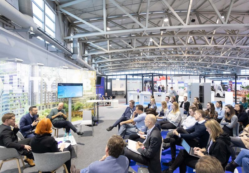Urban Mobility Lab auf der Hypermotion Messe 2019