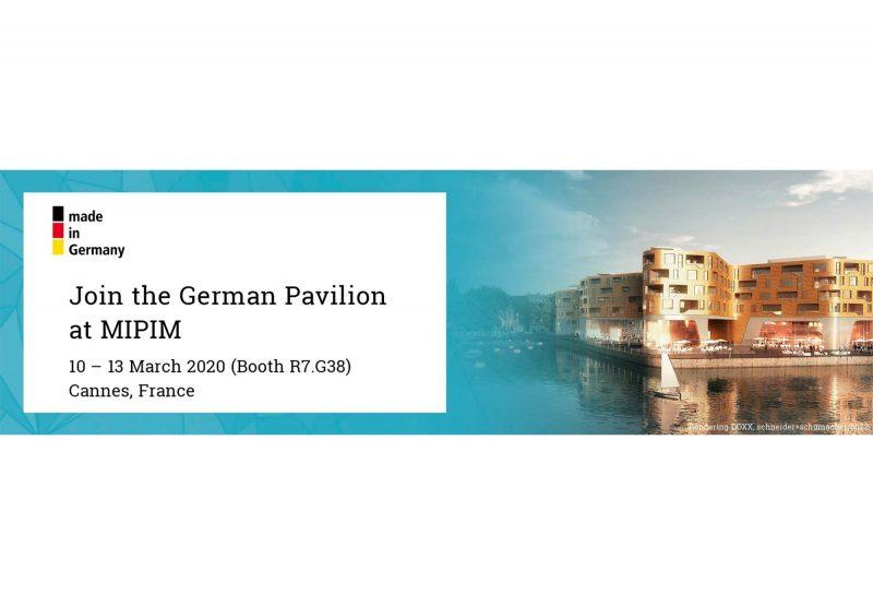 Beitragsbild für die Einladung der MIPIM in Cannes