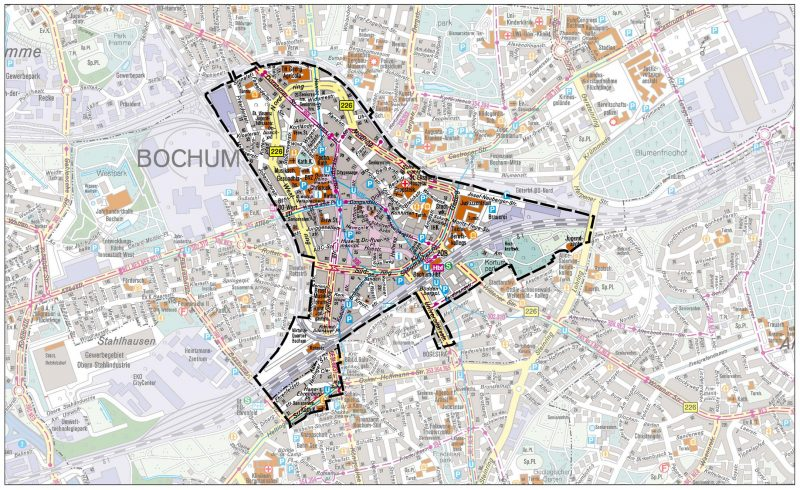 Innenstadtmanagement Bochum